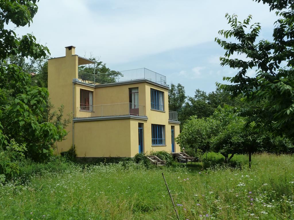 Das Künstlerhaus Casa Sciaredo